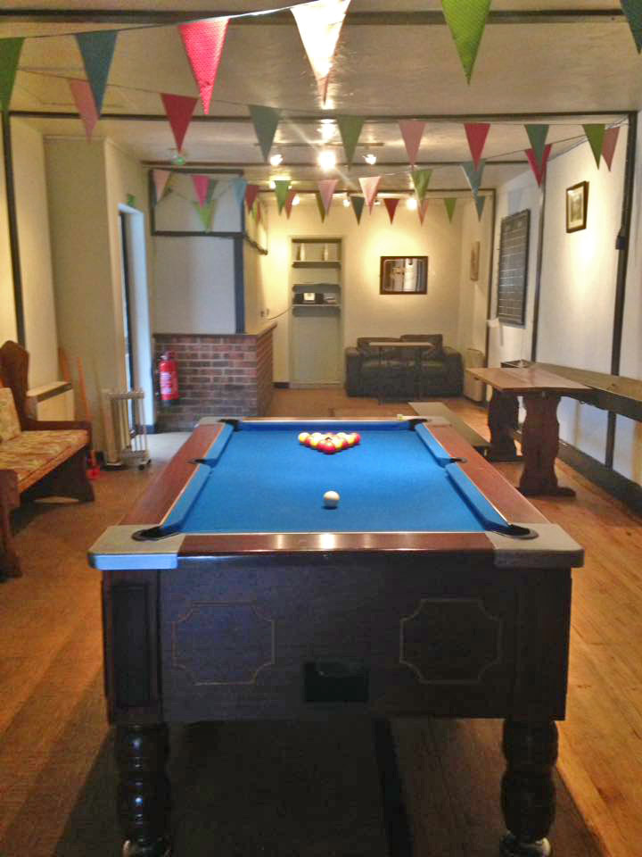 Ye Olde Two Brewers - Skittle Alley and Pool