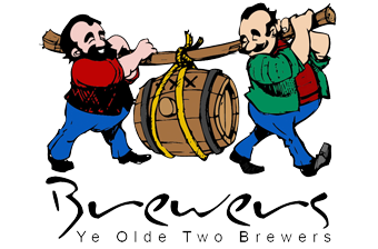 Ye Olde Two Brewers Shaftesbury - Logo