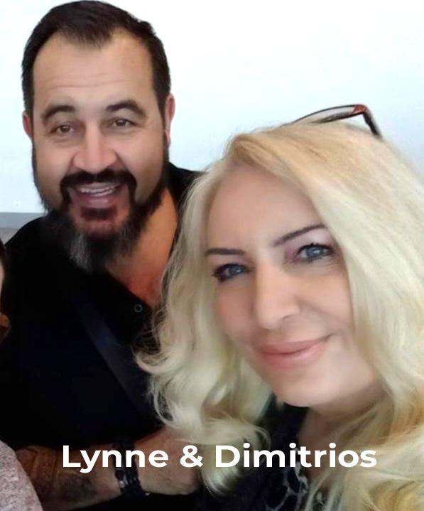 Lynne and Dimitrios Damaliti 2